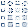 Design elements set. Vector. Royalty Free Stock Image
