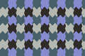 Design geometric pattern of irregular shapes textile or wallpaper with Royalty Free Stock Image