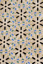 Design of Hassan II Mosque,Casablanca Royalty Free Stock Photo
