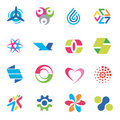 Design_icons_symbols Royalty Free Stock Photos