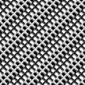 Design seamless monochrome diagonal pattern motley terry texture vector art Royalty Free Stock Photography