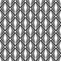 Design seamless monochrome diamond pattern abstract geometric t textured background vector art Royalty Free Stock Photography