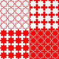 Design seamless pattern vector art Royalty Free Stock Photo