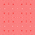 Design seamless twisting motion striped pattern. A Royalty Free Stock Photography