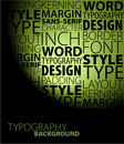 Design and typography background Stock Image