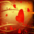 Design for valentines Royalty Free Stock Photo