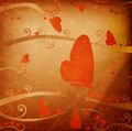 Design for valentines Royalty Free Stock Image