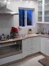 Designer kitchen Royalty Free Stock Photos