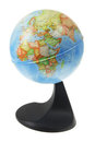 Desk Globe Royalty Free Stock Photo
