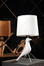 Desk lamp real and beautiful by professional photographer has years of experience in photography as much as possible take the best Royalty Free Stock Images