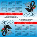 Desktop Calendar Royalty Free Stock Photos