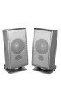 Desktop Speakers Royalty Free Stock Photos