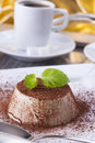 Dessert Photographie stock