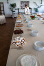 Dessert buffet Royalty Free Stock Photos