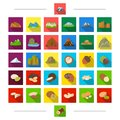 Dessert, food, ecology and other web icon in cartoon style. Product, delicacy, seasoning, icons in set collection.