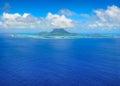 Destination Bora Bora Royalty Free Stock Photo