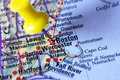 Destination: Boston - Massachusetts Royalty Free Stock Photos