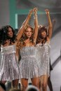 Destiny s child destinys during the world music awards show kodak theatre hollywood ca Stock Photography