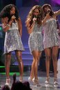Destiny s child destinys during the world music awards show kodak theatre hollywood ca Stock Image