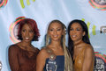 Destiny s child pop group at the radio music awards at the aladdin hotel casino las vegas oct paul smith featureflash Royalty Free Stock Photo