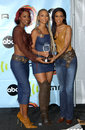 Destiny s child pop group at the radio music awards at the aladdin hotel casino las vegas oct paul smith featureflash Stock Photo