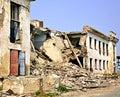 Destruction Royalty Free Stock Photo