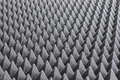 Detail Of Acoustic Foam In Rec...