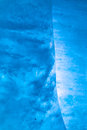 Detail Of Blue Ice-Mer De Glace,France Royalty Free Stock Photo