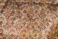 Brocade fabric Royalty Free Stock Photo