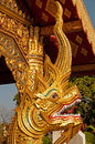 Detail buddhist temple thailand asia Royalty Free Stock Images