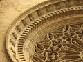 A detail on cathedral in Palma, Spain Stock Images