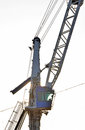 The detail of the crane industry Royalty Free Stock Photo