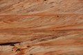 Detail cross current layers of red sandstone created from fossilized dunes and shifting winds over millions years zion national Stock Photos