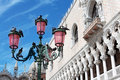 A detail of the Doge palace