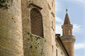 Detail ducal palace urbino marche region italy Royalty Free Stock Image