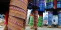 Detail ethnic dress