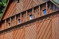Detail Folk Architecture