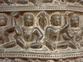Detail, incarnation of Vishnu as a boar Stock Photography