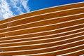 Detail Of Modern Wooden Archit...
