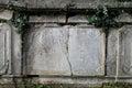 Detail Of Old Gravestone