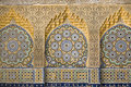 Detail from Old Medina in Tangier Royalty Free Stock Photos