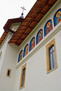 Detail of an orthodox church Royalty Free Stock Images