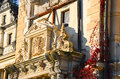 Detail Of Peles   Castle