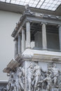 Detail pergamon altar of the famous in the museum in berlin Stock Photography