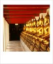Phra Rabiang roofed gallery . Royalty Free Stock Photo