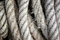 Detail rope ship background for Royalty Free Stock Images