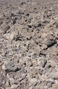 Detail, rough lava from ancient volcanic eruption, Royalty Free Stock Image
