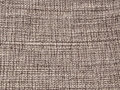 Detail of rude cotton fabric in neutral colors Royalty Free Stock Photo