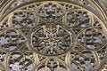 Detail of St. Vitus Cathedral Stock Images