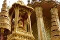 Detail statue hand thailand bangkok Stock Photos